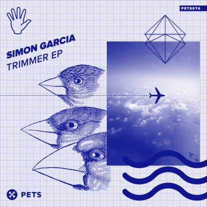 """Simon Garcia/TRIMMER EP 12"""""""