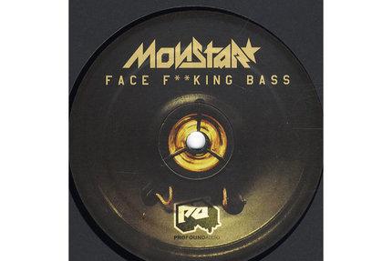 """Monstar/FACE F**KING BASS 12"""""""