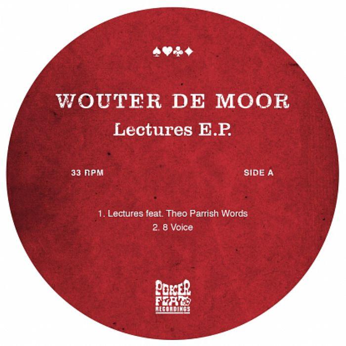 """Wouter De Moor/LECTURES EP 12"""""""