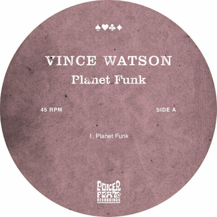 """Vince Watson/PLANET FUNK REMIX 12"""""""