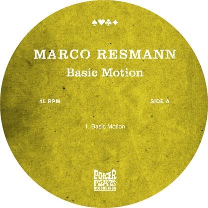 Marco Resmann/BASIC MOTION 12""
