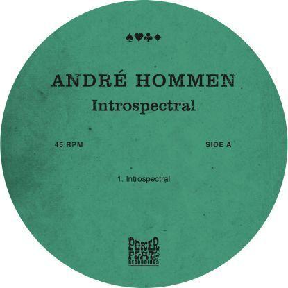 """Andre Hommen/INTROSPECTRAL 12"""""""