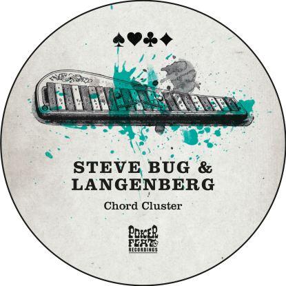 "Steve Bug/CHORD CLUSTER 12"""