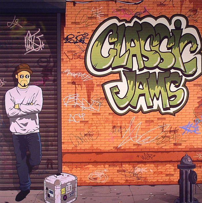 Various/CLASSIC JAMS +MP3 CODES DLP