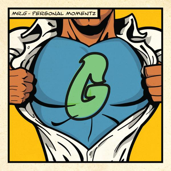 Mr. G/PERSONAL MOMENTZ CD