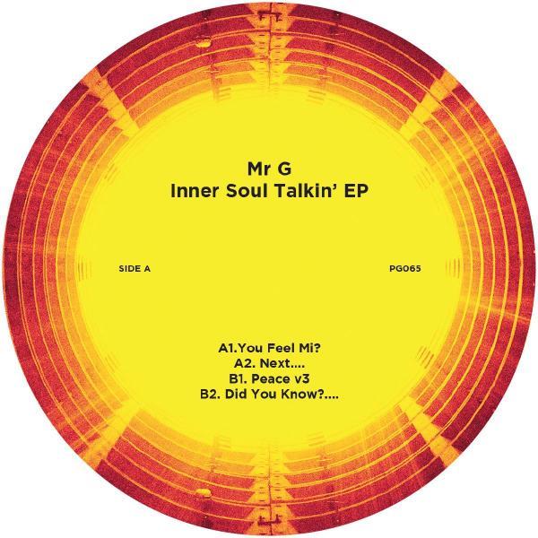 """Mr. G/INNER SOUL TALKIN' EP 12"""""""