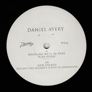 Daniel Avery/KNOWING WE'LL BE HERE 12""