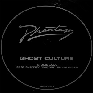 Ghost Culture/GUIDECCA REMIX 12""