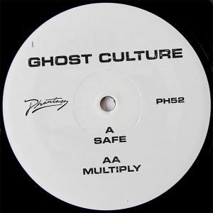 """Ghost Culture/SAFE 12"""""""