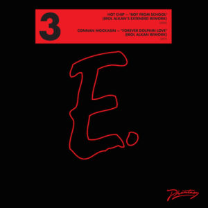 """Erol Alkan/REWORKS EP PT 3 12"""""""