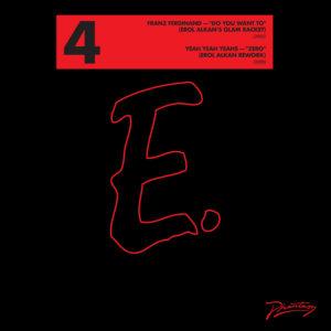 """Erol Alkan/REWORKS EP PT 4 12"""""""