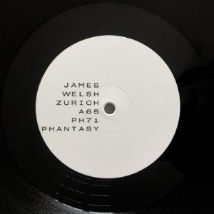 """James Welsh/ZURICH 12"""""""