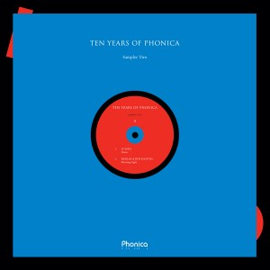 Various/TEN YEARS OF PHONICA EP #2 12""