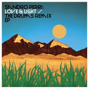"Sandro Perri/LOVE & LIGHT-THE DRUMS 12"""