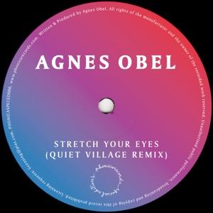 "Agnes Obel/STRETCH YOUR EYES-QV RMX 12"""