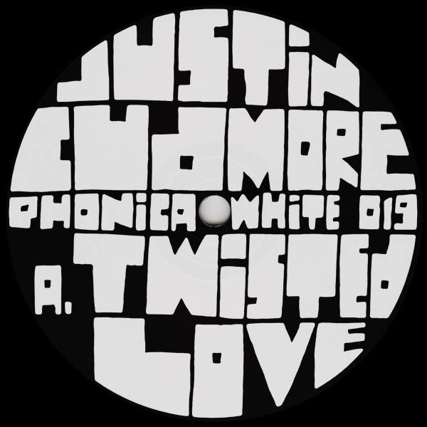 Justin Cudmore/TWISTED LOVE 12""