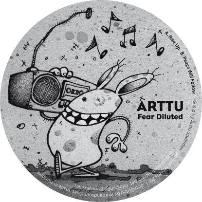 "Arttu/FEAR DILUTED 12"""
