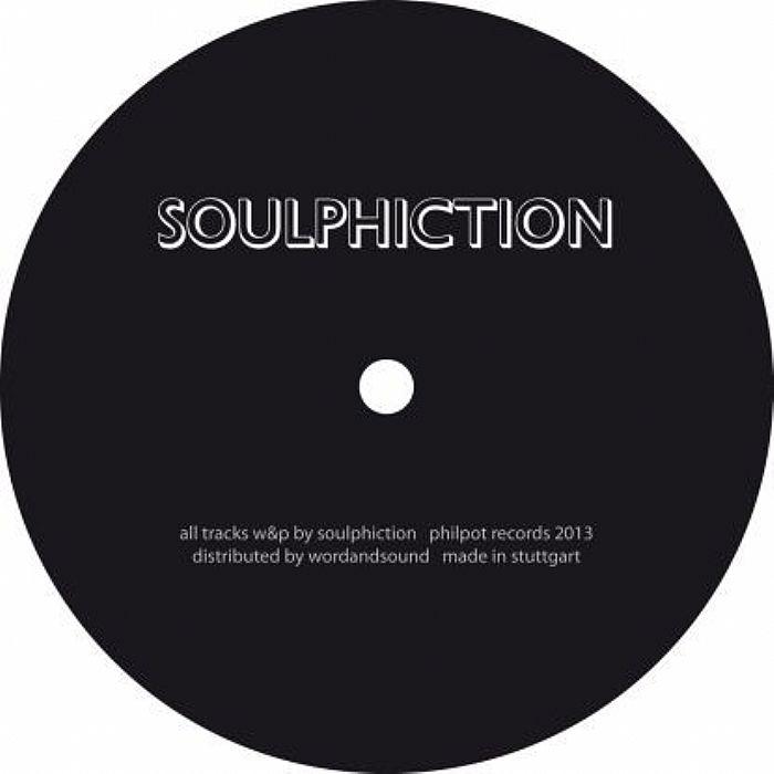 "Soulphiction/LIVE JAMS 1 12"""
