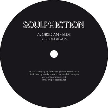 """Soulphiction/OBSIDIAN FIELDS 12"""""""