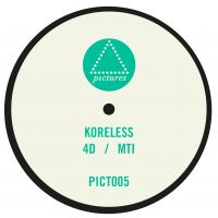 """Koreless/4D  12"""""""