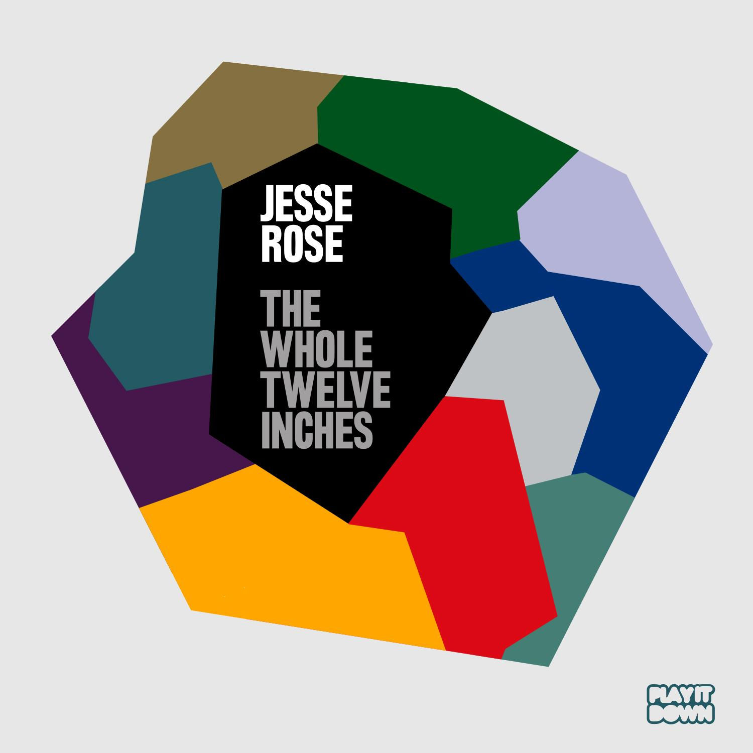 Jesse Rose/THE WHOLE TWELVE INCHES CD
