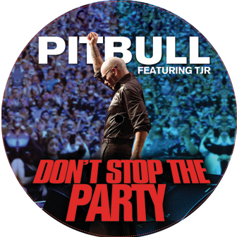 """Pitbull/DON'T STOP THE PARTY REMIX 12"""""""