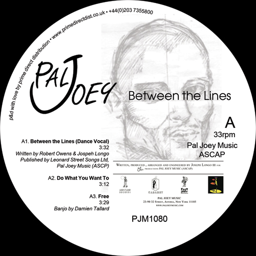Pal Joey/BETWEEN THE LINES 12""