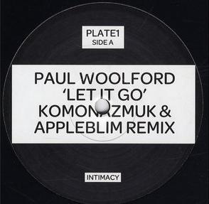"Paul Woolford/LET IT GO (K & A RMX) 12"""