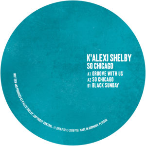 "K'Alexi Shelby/SO CHICAGO 12"""