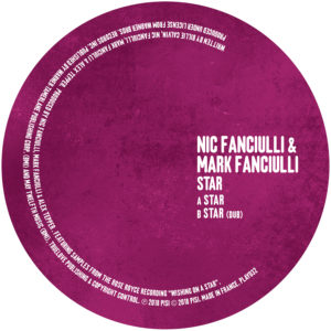 Nic Fanciulli & Mark Fanciulli/STAR 12""