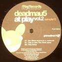 "Deadmau5/AT PLAY VOL.2 SAMPLER 2 12"""