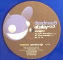 "Deadmau5/AT PLAY 3 SAMPLER EP #2 12"""