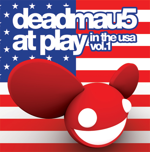 Deadmau5/AT PLAY IN THE USA VOL.1 DLP