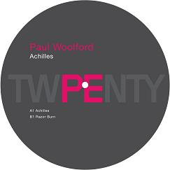 "Paul Woolford/ACHILLES - RAZOR BURN 12"""