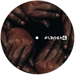 """Terrence Parker/FINALLY REMIXES 10"""""""