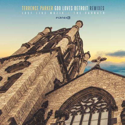 Terrence Parker/GOD LOVES DETROIT RX 12""