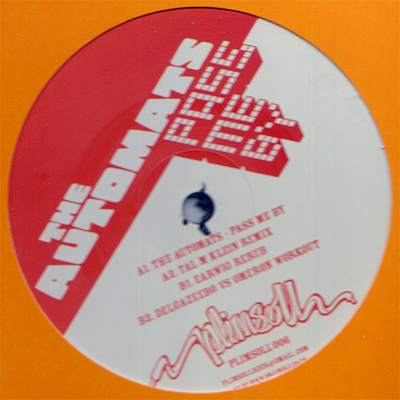 Automats/PASS ME BY REMIXES 12""