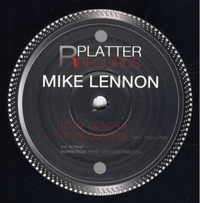 """Mike Lennon/TOTAL CONTROL 12"""""""
