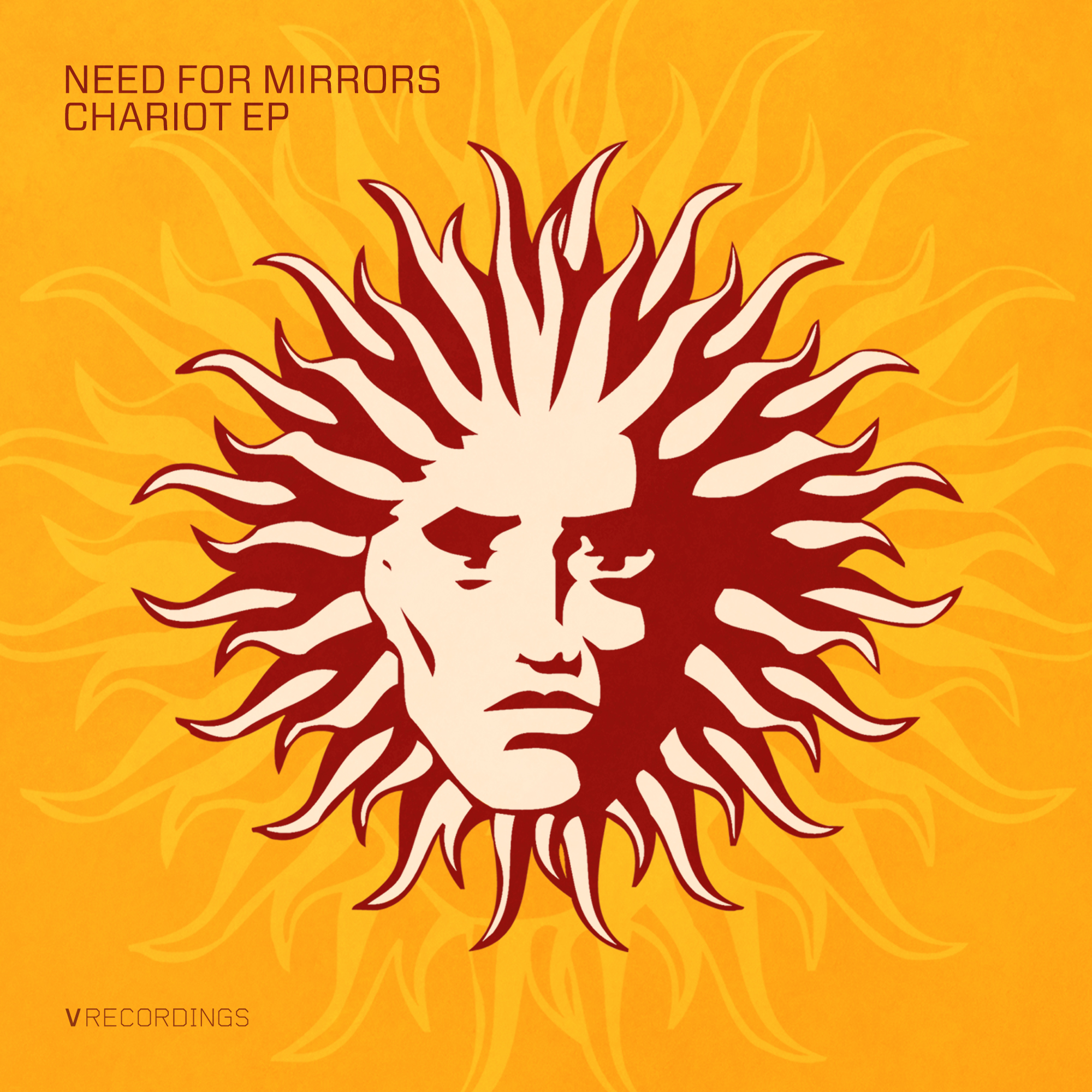 Need For Mirrors/CHARIOT EP 12""