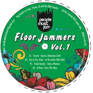 """Various/FLOOR JAMMERS VOL. 1 12"""""""