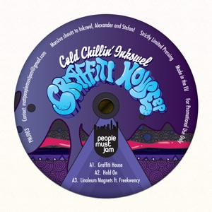 Cold Chillin' Inkswel/GRAFFITI HOUSE 12""