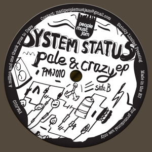 "System Status/PALE & CRAZY EP 12"""