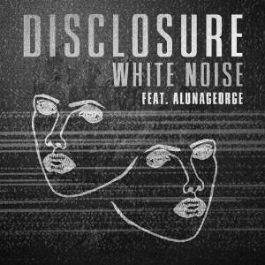 "Disclosure/WHITE NOISE 12"""