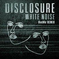 "Disclosure/WHITE NOISE (HUDMO REMIX) 12"""