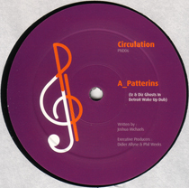 Circulation/PATTERINS 12""
