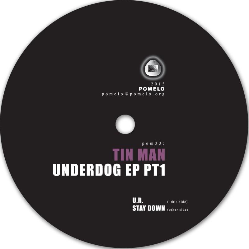 "Tin Man/UNDERDOG EP PT. 1 12"""