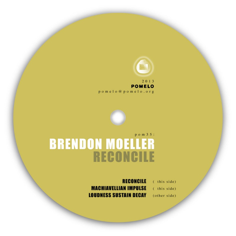 "Brendon Moeller/RECONCILE 12"""