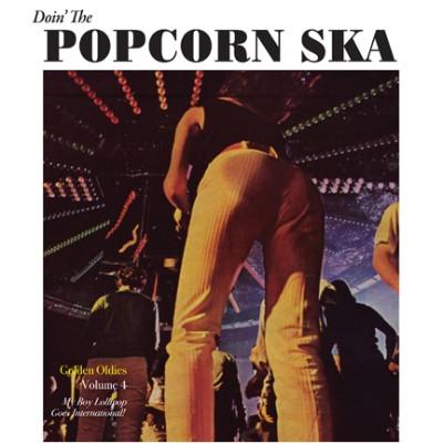 "Popcorn Ska/MY BOY LOLLIPOP INTL VOL4 7"""