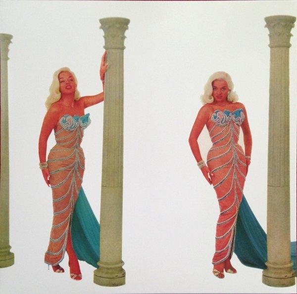 Diana Dors/SWINGIN' DORS (RED VINYL) LP
