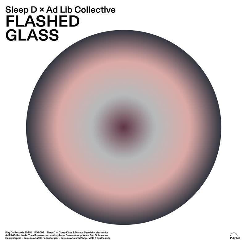 Sleep D & Ad Lib Collective/FLASHED.. LP